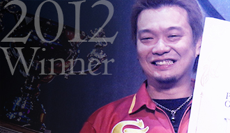 THE WORLD 2012 GRAND CHAMPION / 鈴木猛大