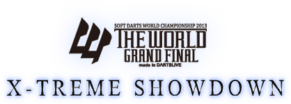 SOFT DARTS WORLD CHAMPIONSHIP 2013 THE WORLD GRAND FINAL