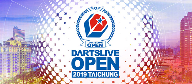 DARTSLIVE OPEN 2019 TAICHUNG