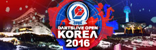 DARTSLIVE OPEN 2016 KOREA
