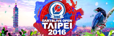 DARTSLIVE OPEN 2016 TAIPEI